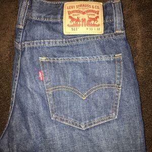 Levi Strauss 511 Jeans